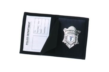 Strong Leather Company Ballistic Badge Case 20 - 71000-0202