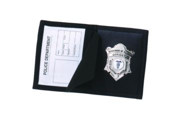 Strong Leather Company Ballistic Badge Case 233 - 71000-2332