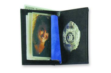 Strong Leather Company Bookstyle Police Wallet - 89600-0222