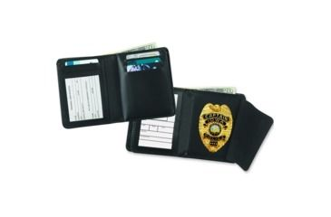 Strong Leather Company Deluxe Single Id Badge Wallet 407 - 79230-4072