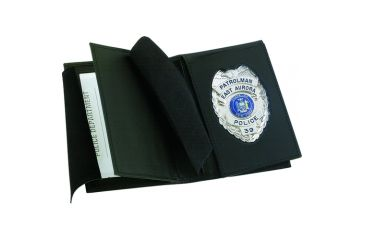 Strong Leather Company Dress 2id F/o Badge Case 33 - 77950-0332