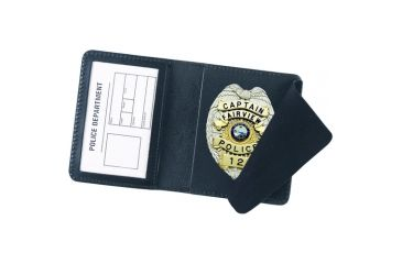 Strong Leather Company Duty Side Open Badge Case 982 - 74800-9822