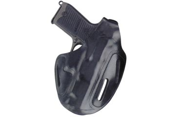 Strong Leather Company Fc 3s Holster Sw Sw40f Lprbn - H300416510