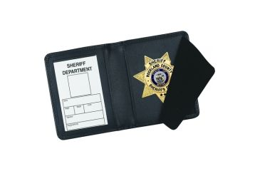 Strong Leather Company Side Open Badge Case 391 - 76900-3912