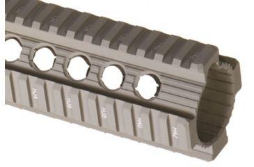 Troy 7.6in TRX Standard M7 Battle Rail - Flat Dark Earth STRX-STA-C7FT-00