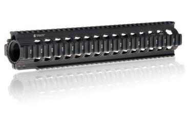 Troy 13in TRX Standard Battle Rail - Black STRX-STA-F3BT-00