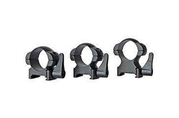 Sun Optics 1in Quick Release Low Steel Sport Rings w/ Recoil Key SM102