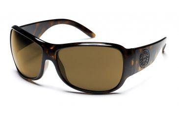 Sun Cloud Fantasy Sunglasses - Tortoise Frame, Brown Lenses