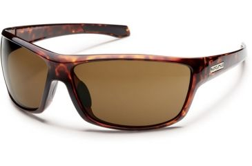 Suncloud Polarized Optics Conductor (New) Sunglasses - Tortoise Frame, Brown Polarized Polycarbonate Lenses S-CDPPBRTT