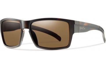 8e657a3817 Suncloud Polarized Optics Outlier XL Sunglasses-Matte Tortoise-Polarized  Brown
