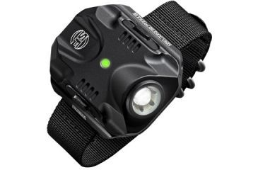 SureFire 2211 Compact Wrist Light, Multi-Stage Output, Black 2211-A-BK