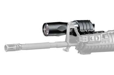 Surefire M500L 500 Lumens White LED Weapon Light Black M500L-BK-WH
