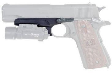 SureFire MR07 Weaponlight Mout on Colt 1911 Gun