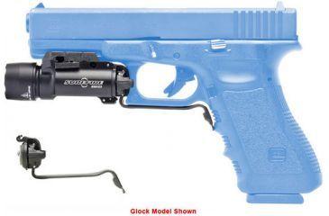 Sure-Fire X200 Weaponlight Remote DG Switch on Glock Shotgun