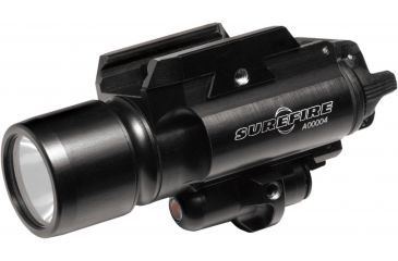 Surefire X400 Handgun Tactical Weaponlight w/ Laser Sight X400
