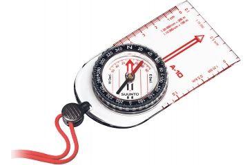 Suunto A-10 Compass w/ High Accuracy & Scratch Resistance