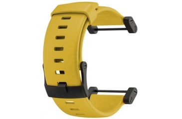 Suunto Core Crush Watch Strap, Yellow, One Size SS018819000