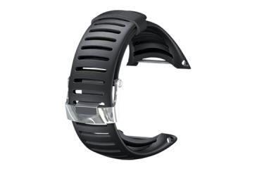 Suunto Core Watch replacement strap - Light Elastomer, Black