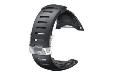 Suunto Core Watch replacement strap - Standard Elastomer, Black