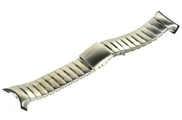1-Suunto D6 Replacement Stainless Metal Watch Band Bracelet