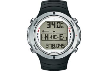 Suunto D6 Watch Electronic Compass Elastomer Ss011974300