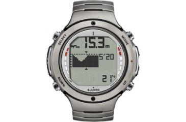 Suunto D6 Watch Metal Bracelet Ss012040300