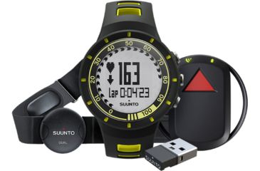 Suunto Quest Yellow GPS Pack, Yellow SS018716000