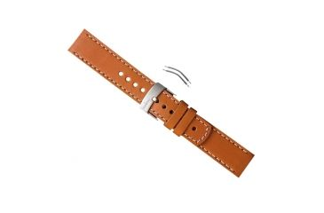 Suunto Ventus Replacement Strap - Brown Leather SS014825000