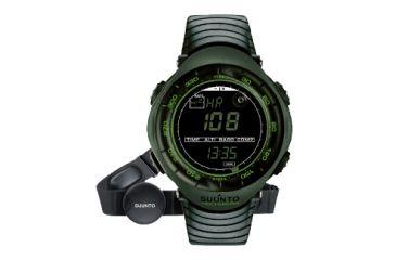 Suunto Ss018730000 Vector Hr Dark Green Watch
