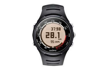 Suunto t3d Runners Pack - t3d Heart Monitor Watch - Black SS015312000
