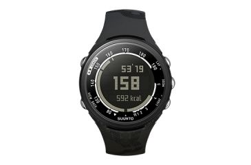 Suunto t4d Heart Monitor Watch - Silver Frost