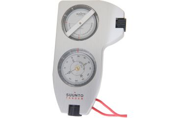 Suunto Tandem Compass-Clinometer 360PC/360R/D reverse scale and declination correction SS001384011