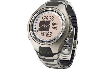 Suunto X-6 Watches w/ Heart Rate Monitor