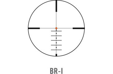 Swarovski Z6i 5-30X50 Rifle Scope - BR-I Reticle 69937