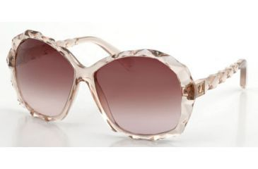 Swarovski Amazing Sunglasses SK0002 - Shiny Pink Frame Color