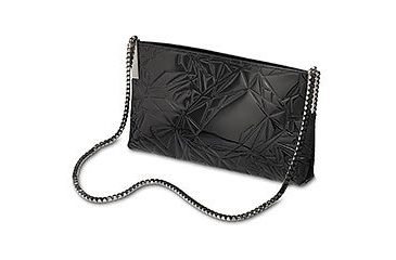 Swarovski Daiquiri Black Evening Bag