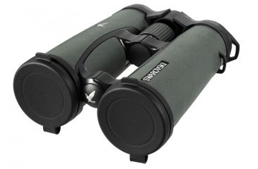 Swarovski EL 10 x 42 Binoculars with Lens Caps attached