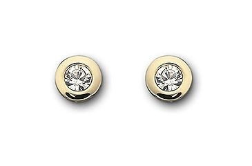 Swarovski Etoile Stud Pierced Earrings