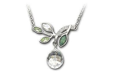 Swarovski Garland Necklace