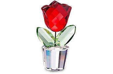 Swarovski Red Tulip