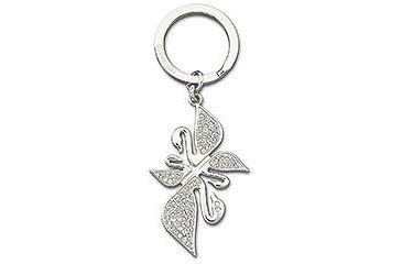 Swarovski Signature Swanflower Key Ring