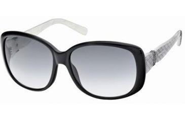 Swarovski April Sunglasses SK0012 - Black Frame Color