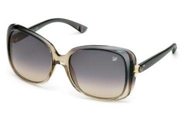 Swarovski SK0027 Sunglasses - Grey Frame Color