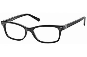 Swarovski SK5004 Eyeglass Frames - Shiny Black Frame Color