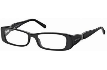 Swarovski SK5026 Eyeglass Frames - Shiny Black Frame Color