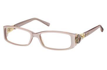 Swarovski SK5029 Eyeglass Frames - Shiny Pink Frame Color