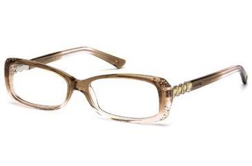 Swarovski SK5055 Eyeglass Frames - Pink Frame Color