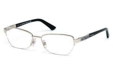 Swarovski SK5068 Eyeglass Frames - Shiny Palladium Frame Color