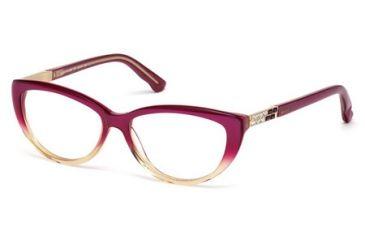 Swarovski SK5085 Eyeglass Frames - Fuxia Frame Color
