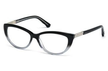7b2d6510b7f Swarovski SK5085 Eyeglass Frames - Grey Frame Color